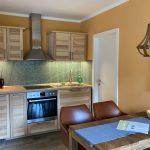 Eichelhäher Wohnzimmer/Küche